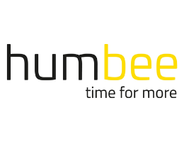 Logo humbee solutions GmbH