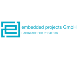 Logo embedded projects GmbH
