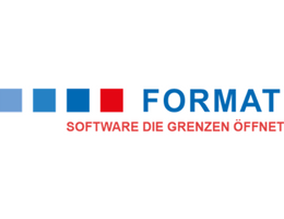 Logo FORMAT Software Service GmbH