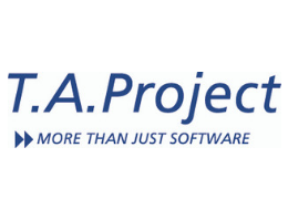 Logo T.A.Project GmbH