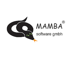 Logo Mamba software GmbH
