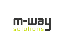 Logo M-way Solutions GmbH