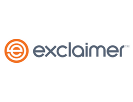 Logo Exclaimer