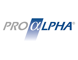 Logo proALPHA Software GmbH
