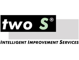 Logo two S ® GmbH Intelligent Improvement Services