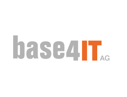 Logo base4IT AG Software Solutions