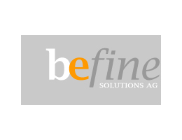 Logo Befine Solutions AG
