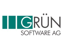 Logo GRÜN Software AG