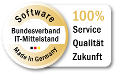 Software made in Germany-Qualitätssiegel